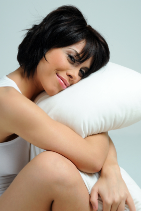 woman-with-pillow